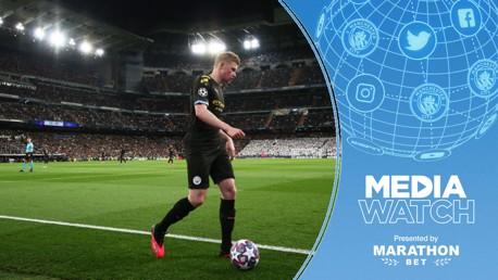 Media assess City's Champions League chances