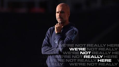 Guardiola: Kesalahan Adalah Bagian Dari Pertandingan