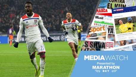 MEDIA WATCH: City are reportedly chasing two Lyon stars.