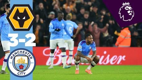 Wolves v City Premier League Full match replay