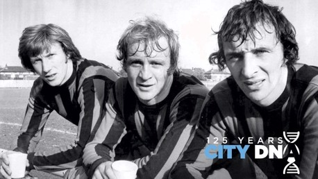 City DNA #123: Bell, Lee and Summerbee