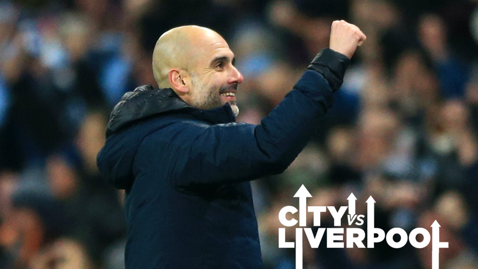 PEPPED: Pep Guardiola was delighted with Bernardo Silva's 'incredible' display...