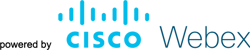 powered by Cisco Webex