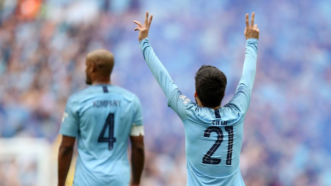 Kompany and Silva: Forever City