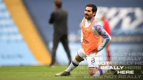Gundogan: We'll deal with disappointment of Aguero absence