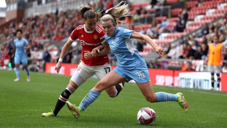Derby draw can be the turning point in City's season, says Hemp