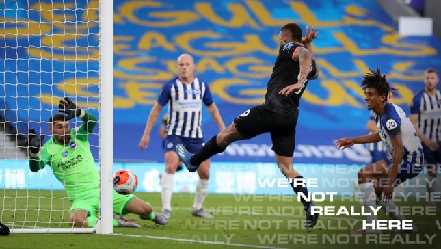 Brighton 0-5 City: Brief highlights