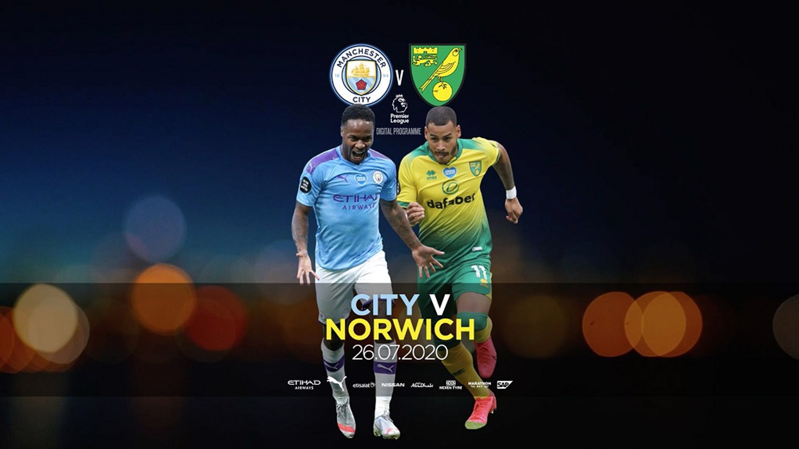 City v Norwich: Free digital matchday programme available now!