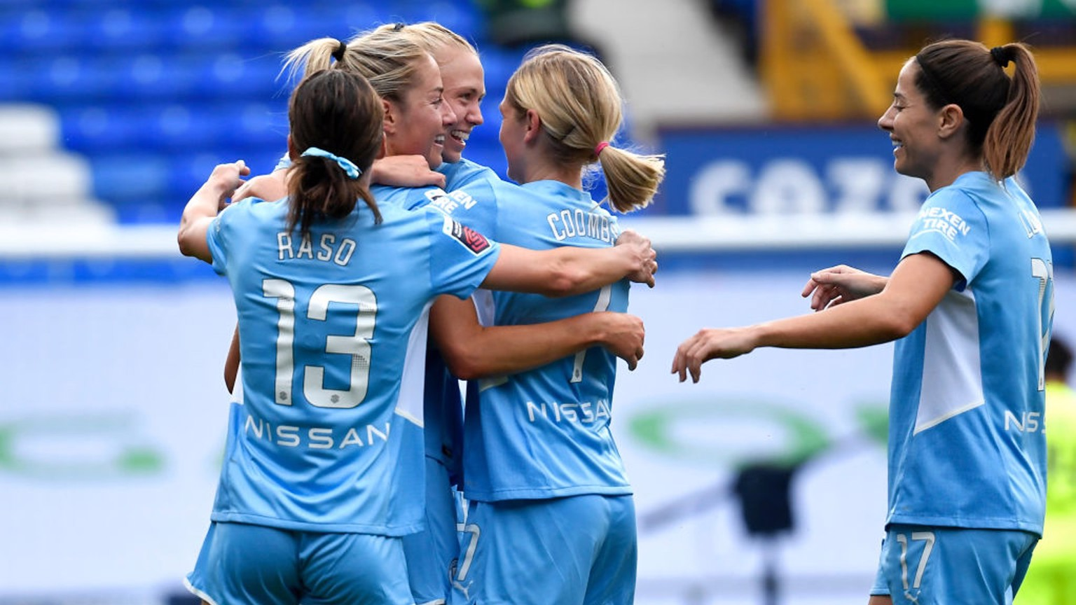 Clinical City kick-off WSL campaign in style