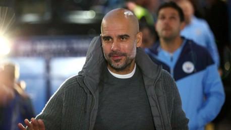 LONDON CALLING: The boss arrives at Stamford Bridge