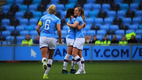 REPORT: Details of today's game against Birmingham in the WSL