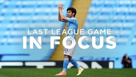 David Silva | Final Premier League game in focus