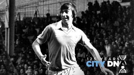 KAZIU DEYNA: Top scored for the reserves in 1980/81