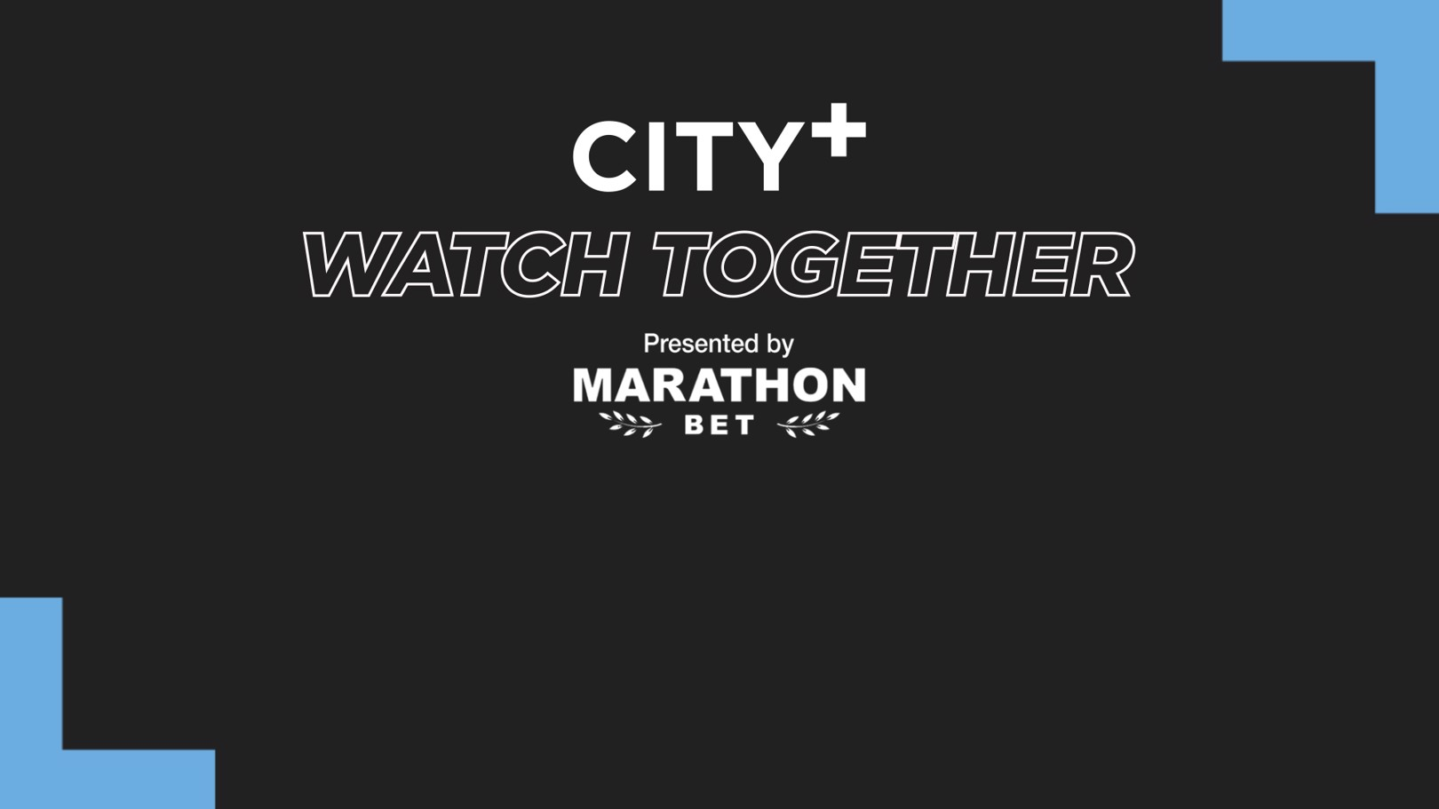 CITY+ Watch Together