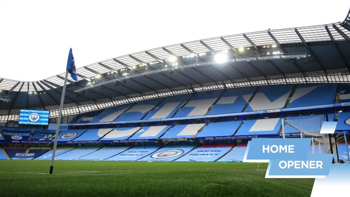 Etihad Stadium   Home
