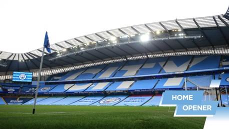 Etihad Stadium | Home