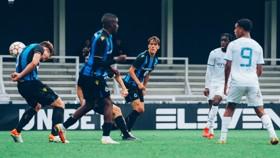 UEFA 유스리그 H/L | 브뤼헤 1-1 CITY U19