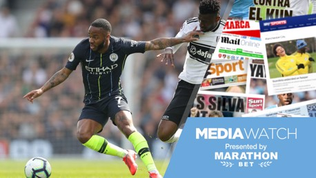 MEDIA WATCH: Yaya Toure has heaped praise on Guardiola and Sterling