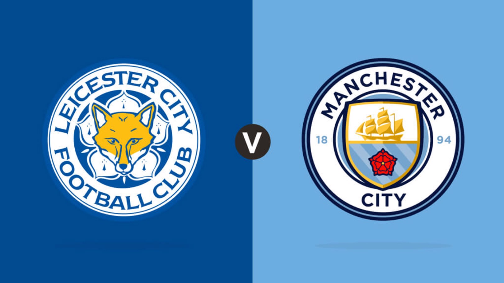Leicester City v Man City Match Day