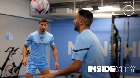 Inside City: Palmer's dream week and De Bruyne's basketball skills