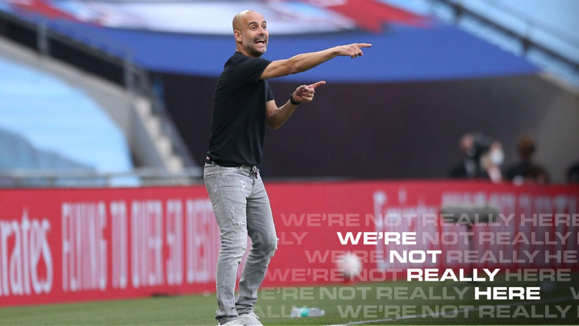 جوارديولا: مانشستر سيتي سيستفيد من الخسارة أمام أرسنال