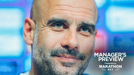 PREVIEW: Pep looks ahead to Sunday's final day showdown with Brighton