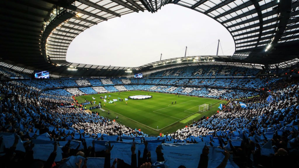 NEW INITIATIVE: Manchester City are to launch a new fan network called 'City Matters'