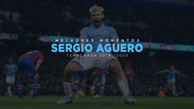 O melhor de Sergio Agüero 2019/20