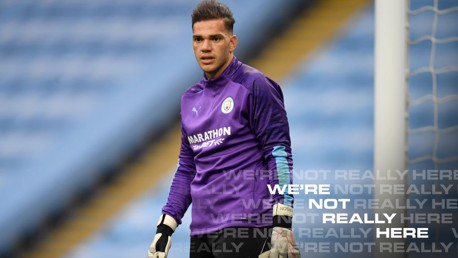 Ederson explains why rotation is vital after restart
