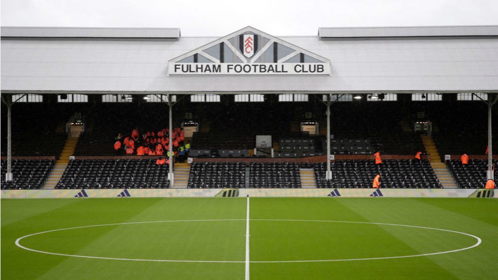 Fulham v City: Ticket information