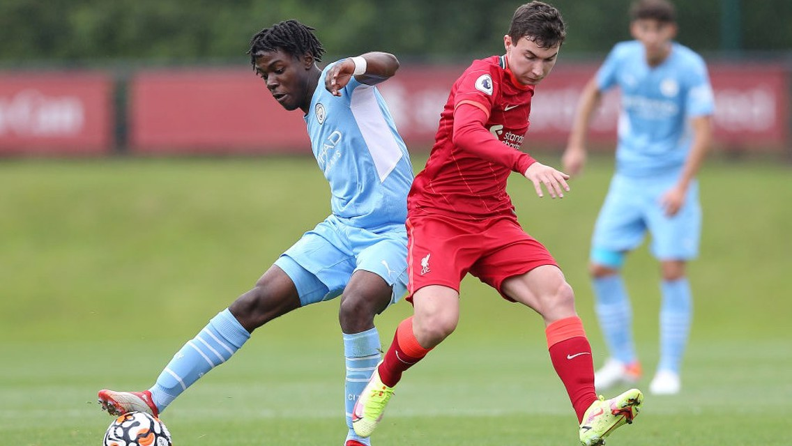 EDS held by Liverpool in Premier League 2 opener