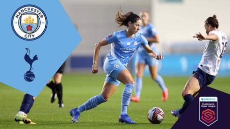City 1-2 Tottenham: Full Match Replay