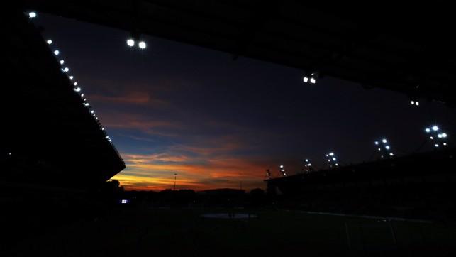 SUNSET BOULEVARD : A beautiful backdrop