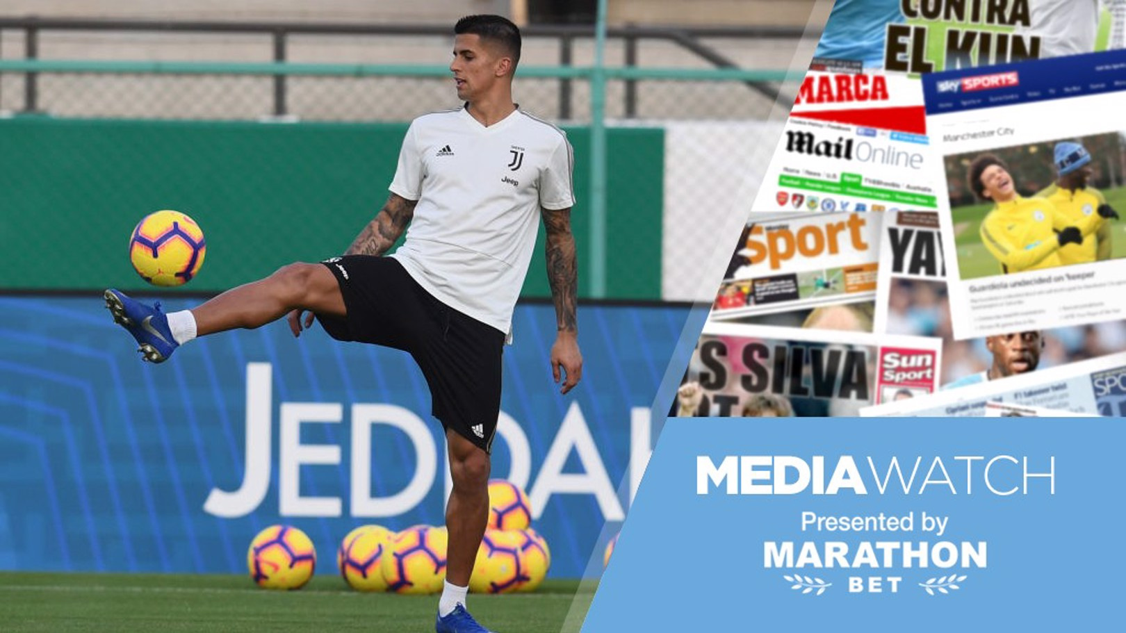 RUMOURS: The press continue to link City with Joao Cancelo.