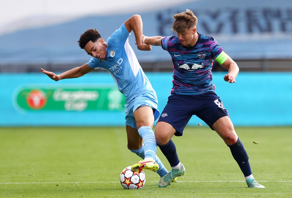 WING WIZARD: Sam Edozie takes the fight to RB Leipzig