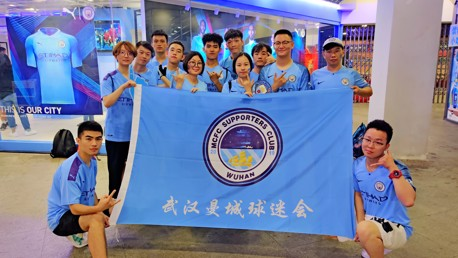 Official Supporter Club Terus Tumbuh Di Seluruh Dunia
