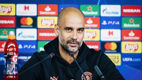 "Guardiola: ""Estou pronto para o desafio"""