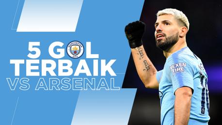 5 Gol Terbaik: Bidikan Tepat Kala Menjamu Arsenal