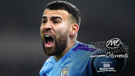 Ask Me Anything: Nicolas Otamendi