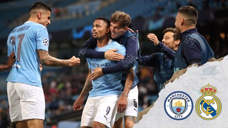 GALLERY: Sterling and Jesus sweep City past Los Blancos
