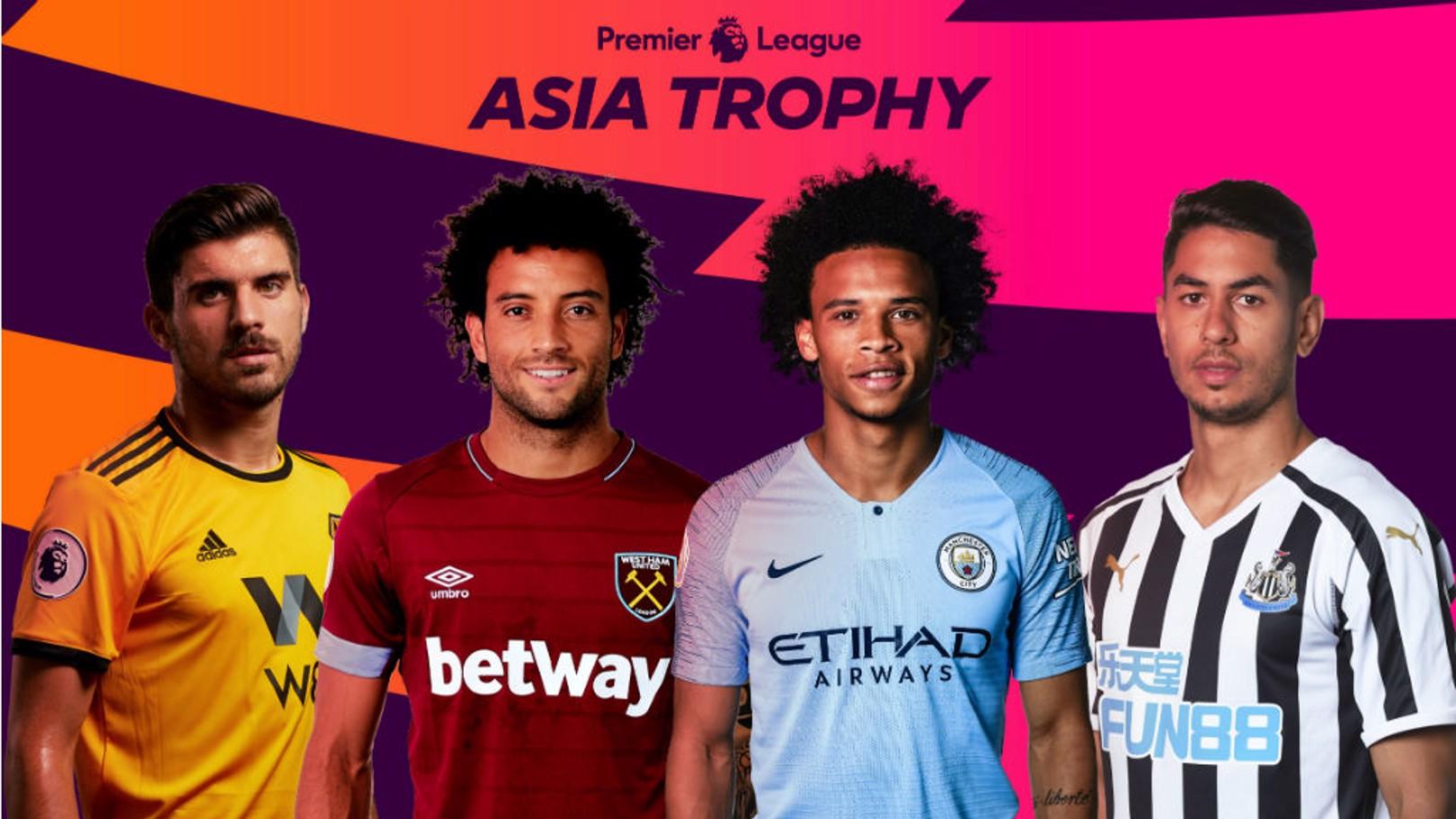 City announce pre-season matches in China