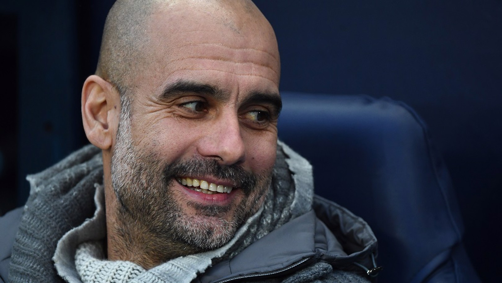 Guardiola: 'We never give up'