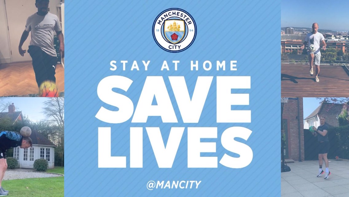 Stay At Home - Save Lives