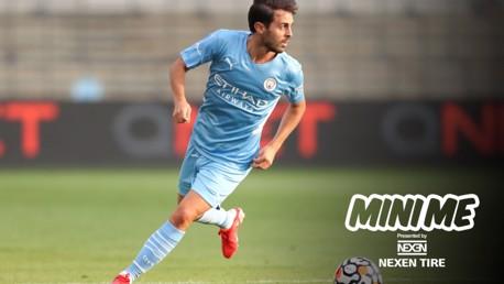 Bernardo Silva: Mini me