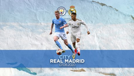City v Real Madrid: Digital matchday programme available now!