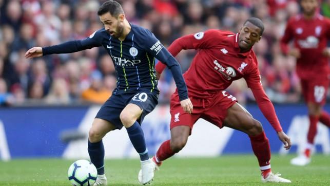 STAR ON SUNDAY : Bernardo Silva looks to put City on the front foot