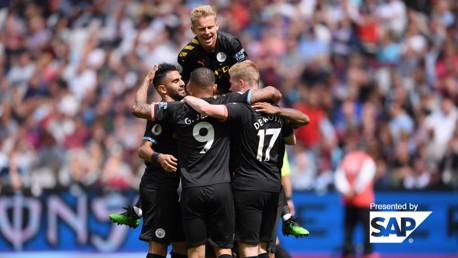 Good omens for City ahead of opening day