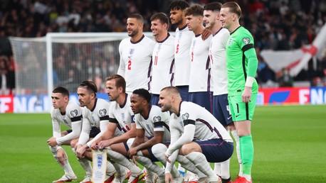 Rekor Klub Baru Saat Lima Pemain City Menjadi Starter Untuk Inggris
