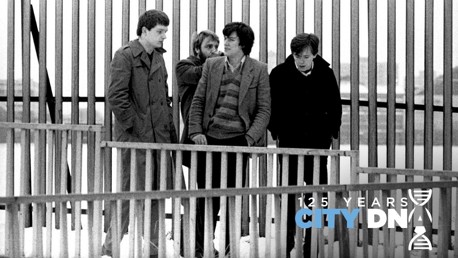 #28 CITY DNA | 이안 커티스