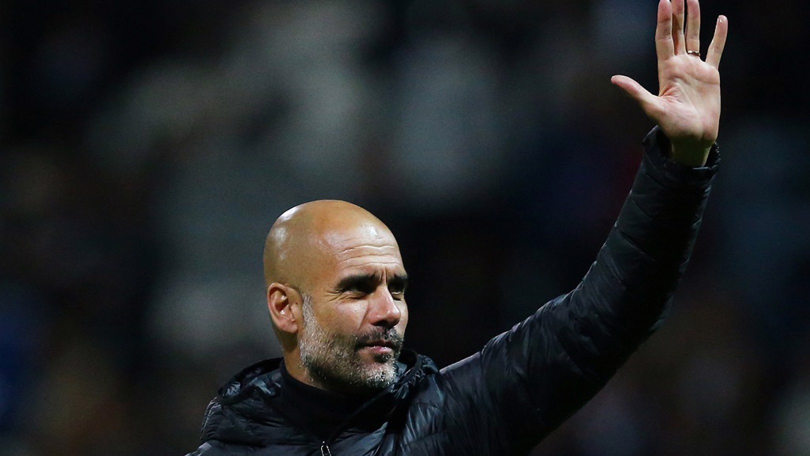 Guardiola empolgado com o desempenho dos jovens